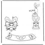 Tema-malesider - Easter egg decoration 3