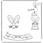 Tema-malesider - Easter egg decoration 4