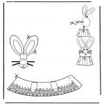 Tema-malesider - Easter egg decoration 5
