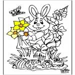 Tema-malesider - Easterbunny 12