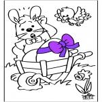 Tema-malesider - Easterbunny 14