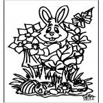 Tema-malesider - Easterbunny 16