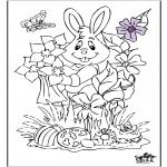 Tema-malesider - Easterbunny 17