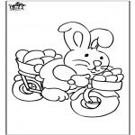 Tema-malesider - Easterbunny 19