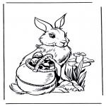 Tema-malesider - Easterbunny 3