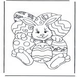 Tema-malesider - Easterbunny 4