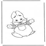 Tema-malesider - Easterbunny 8