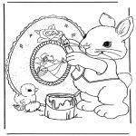 Tema-malesider - Easterbunny 9