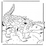 Dyre-malesider - Edmontonia