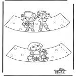 Håndarbejde - Eggcup Dora
