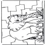 Dyre-malesider - Elephant 2