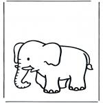 Dyre-malesider - Elephant 3