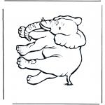 Dyre-malesider - Elephant 4