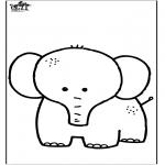 Dyre-malesider - Elephant 7