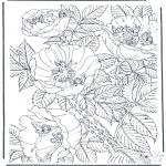 Diverse - Elfjes in bloemen