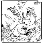 Bibel-malesider - Elia