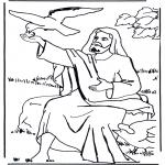 Bibel-malesider - Elijah