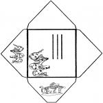 Håndarbejde - Envelope K3