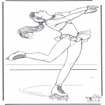 Vinter-malesider - Figure skating 3