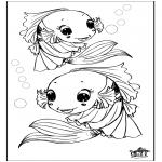 Dyre-malesider - Fish 3