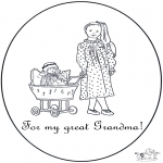 Tema-malesider - For dear grandma