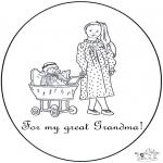 Håndarbejde - For grandma