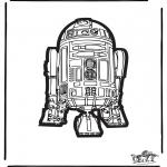 Håndarbejde - Fredwork Star Wars