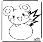 Free coloring pages Pokemon
