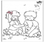 Free coloring pages spring 2