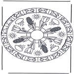 Diverse - Free coloring pages spring