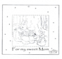 Free coloringpages mothers day