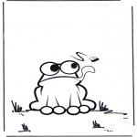 Dyre-malesider - Frog