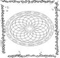 Geometric mandala 1