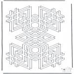 Diverse - Geometrische vormen 2