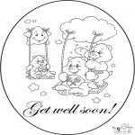 Tema-malesider - Get well 4