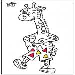 Dyre-malesider - Giraffe 5