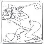 Sjove figurer - Goofy 2