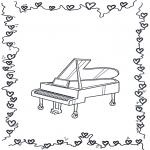 Diverse - Grand piano