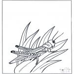 Dyre-malesider - Grass-hopper
