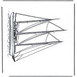 Diverse - Grote zeilboot