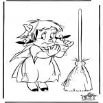 Tema-malesider - Halloween find 10  brooms