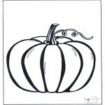 Tema-malesider - Halloween pumpkin