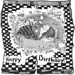 Tema-malesider - Happy Birthday 1