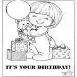 Tema-malesider - Happy Birthday 4