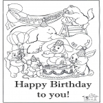 Tema-malesider - Happy Birthday 8