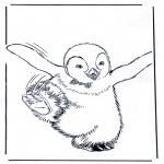 Sjove figurer - Happy Feet 4