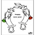 Tema-malesider - Happy New Year 3