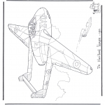 Diverse - Havilland Vampire