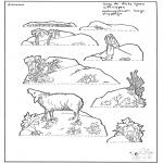 Bibel-malesider - Het verloren schaap