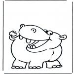 Dyre-malesider - Hippo 2
